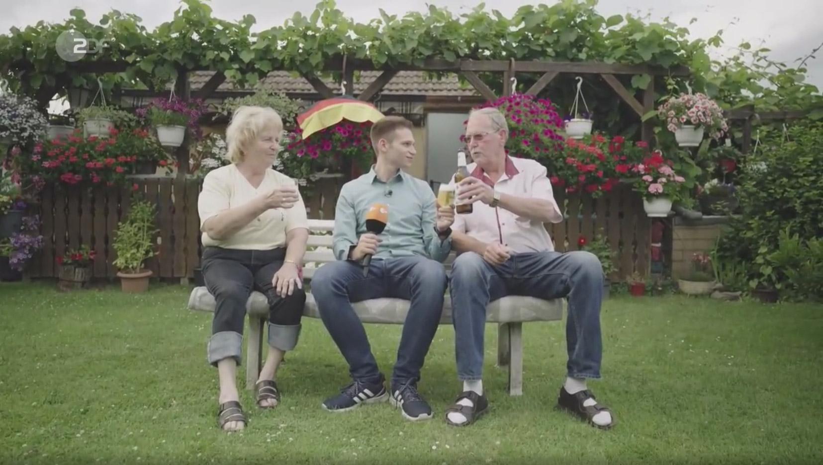 Hassknecht Fabian Koester Heute Show ZDF Oliver Welke Hassknecht Politik Satire Humor