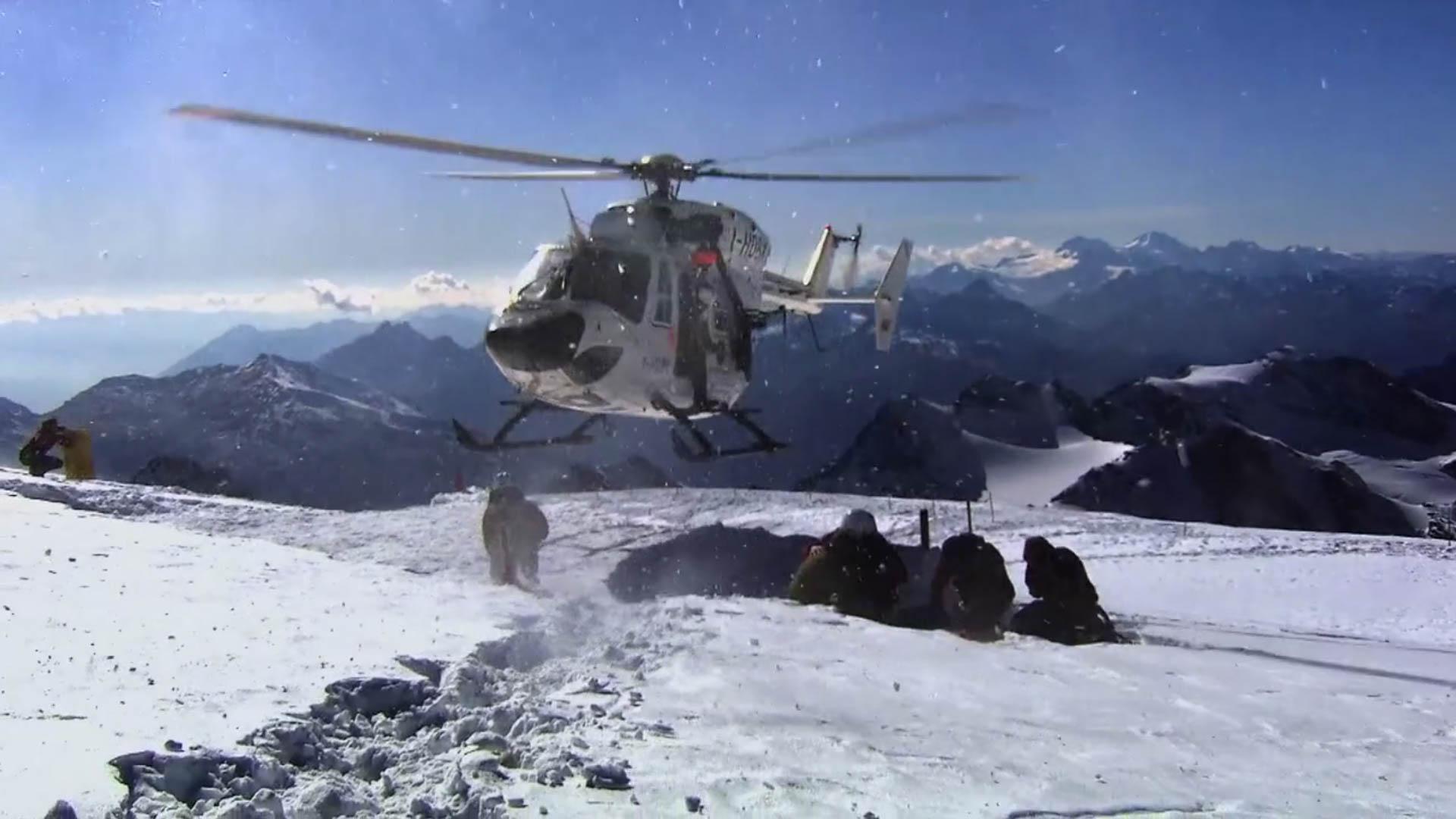 RTL 2: Notruf – Rettung aus der Luft